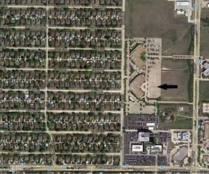 PCNHA Neighborhood Map and Planned PISD Academy