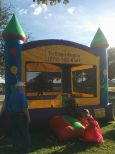 Bounce House Happiness!